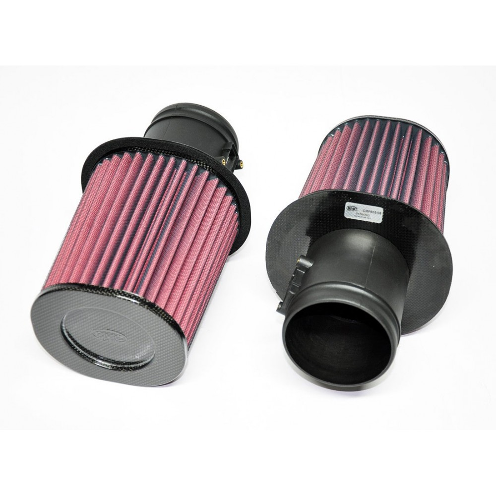 Audi R8 (V10) - CRF Carbon Racing Air Filter Kit