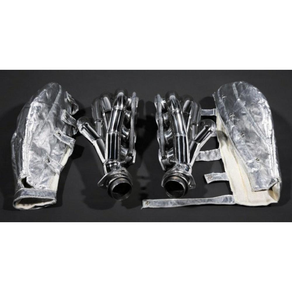 Ferrari F430/Scuderia/16M - Capristo Stainless Steel Manifold/Header Set