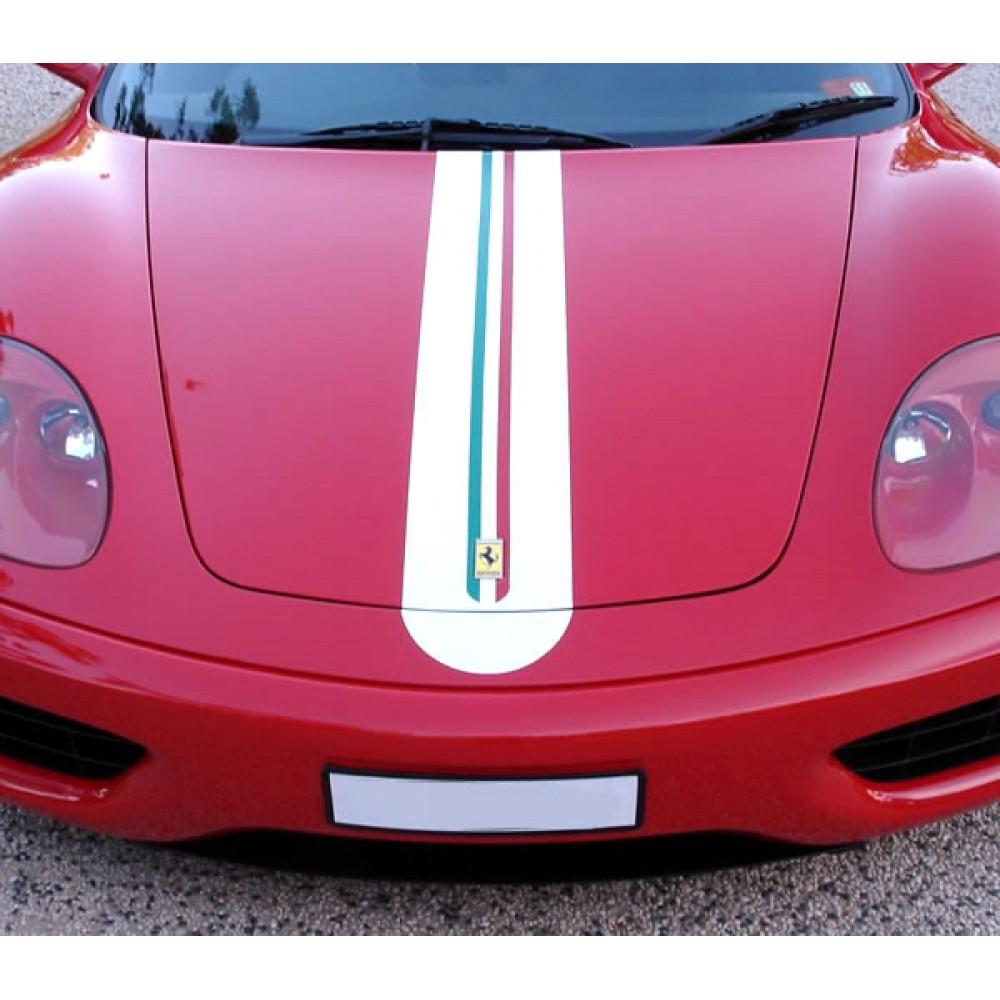 Ferrari F360 Challenge Stradale Stripe
