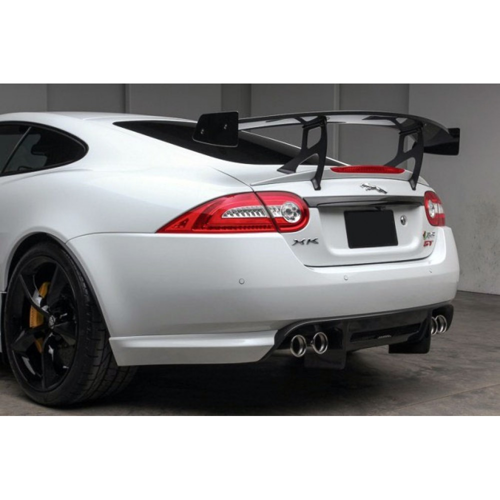 Jaguar XK/XKR (2006+) - XKR-S GT Carbon Fibre Rear Spoiler