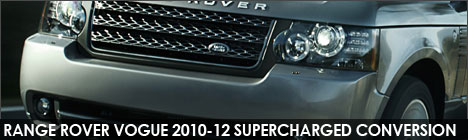 Range Rover Vogue/HSE Supercharged Facelift Upgrade Conversions