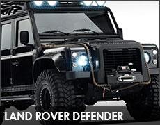 Land Rover Defender Customisation Services