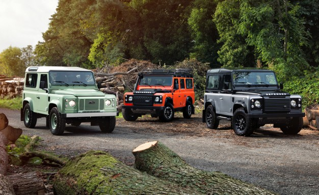 New Launch: Land Rover Defender Parts & Accessories