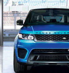 Range Rover Sport - SVR conversions with fitting, available now!